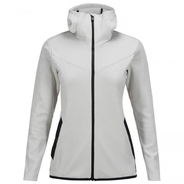 Peak Performance - Women's Goldeck Zip Hood - Fleece jacket