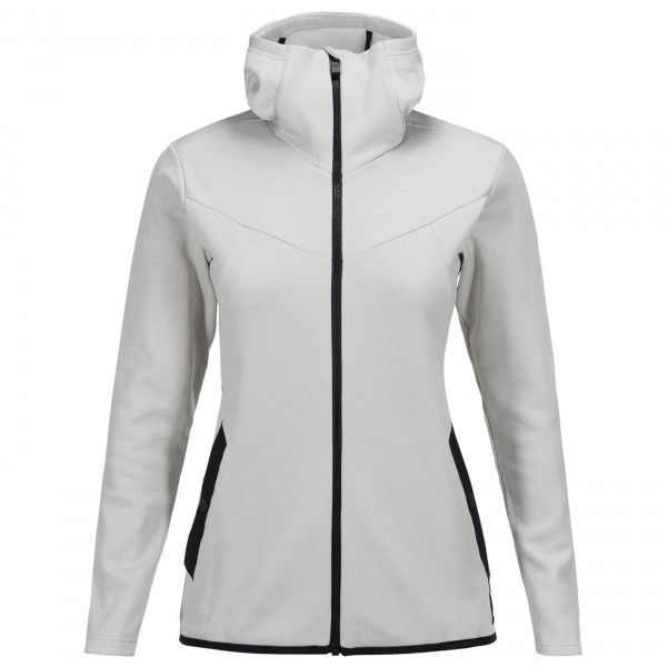 Peak Performance - Women's Goldeck Zip Hood - Forro polar