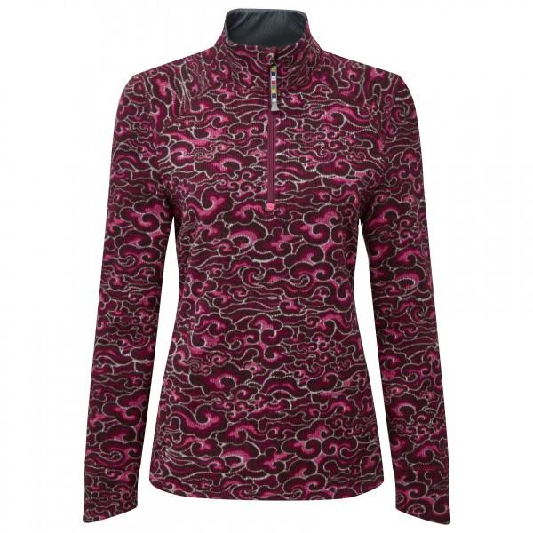 Sherpa - Women's Namla Zip Tee - Fleece jacket