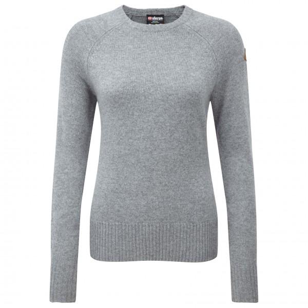 Sherpa - Women's Priya Crew Sweater - Överdragströjor merinoull