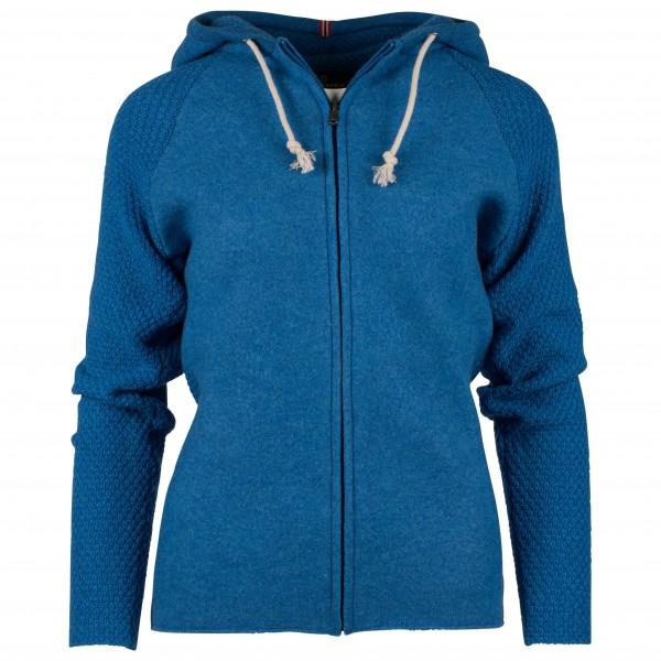 Amundsen Sports - Women's Boiled Hoodie Jacket - Wollen jack
