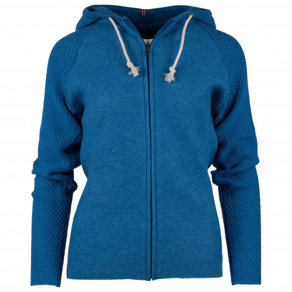 Amundsen Sports - Women's Boiled Hoodie Jacket - Wolljacke