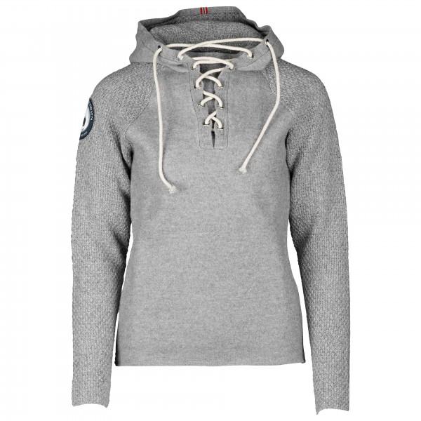 Amundsen Sports - Women's Boiled Hoodie Laced - Merino sweatere