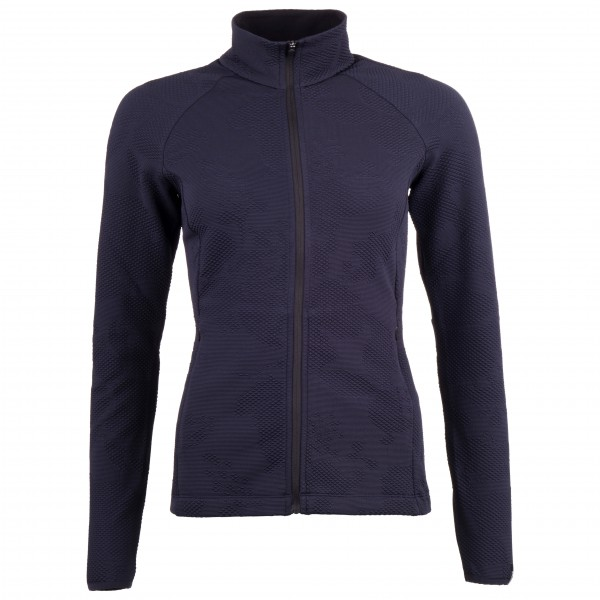 Colmar Active - Women's Full Zip Stretch Jacquard Fleece