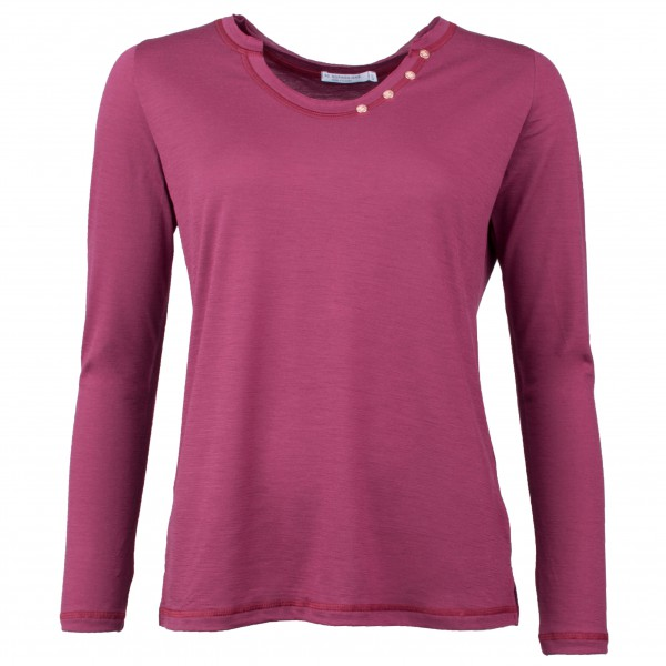 We Norwegians - Base One Henley Women - Merinotrui