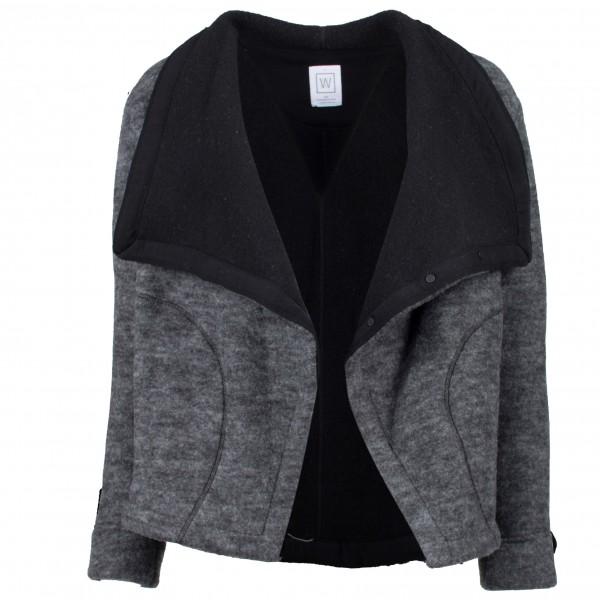 We Norwegians - Frost Motojacket Women - Veste en laine