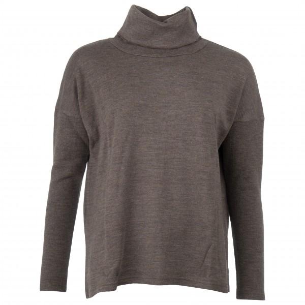 We Norwegians - Rib Sweater Women - Merinopullover