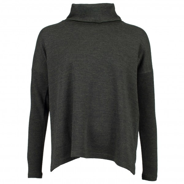 We Norwegians - Rib Sweater Women - Merino trui