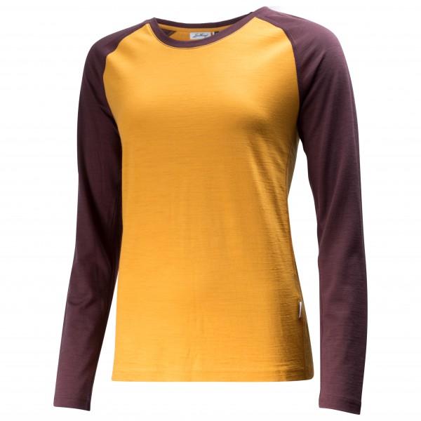 Lundhags - Women's Merino Light Raglan - Merino sweatere