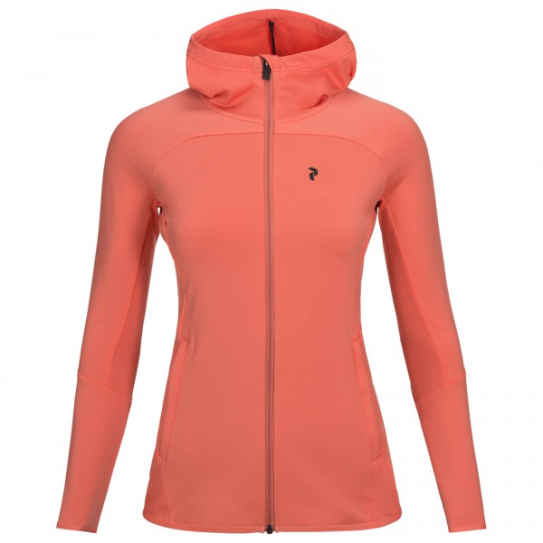 Peak Performance - Women's Ace Hood Zip - Fleecejacka