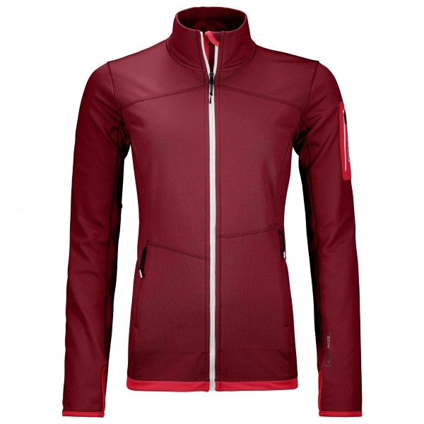 Ortovox - Women's Fleece Light Jacket - Fleecetakki