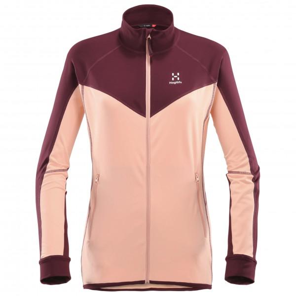 Haglöfs - Women's Lithe Jacket - Fleece jacket