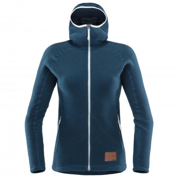 Haglöfs - Women's Micron Wool Hood - Merino jumper