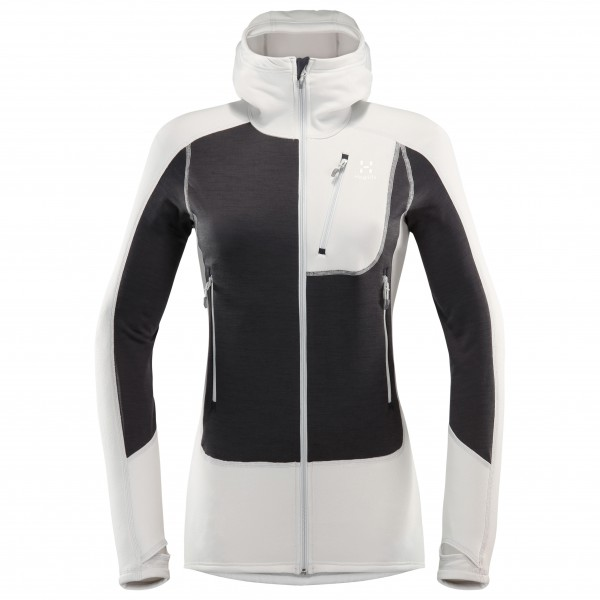 Haglöfs - Women's Serac Hood - Fleece jacket