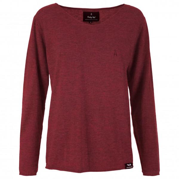 Pally'Hi - Women's Mary Lunch Knit Sweater - Överdragströjor merinoull