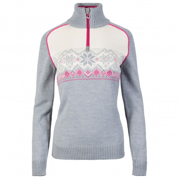 Dale of Norway - Women's Frostisen Sweater - Merinovillapulloverit