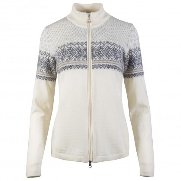 Dale of Norway - Women's Hovden Jacket - Merino sweatere