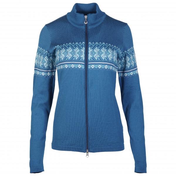 Dale of Norway - Women's Hovden Jacket - Merino trui