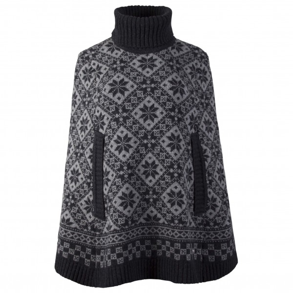 Dale of Norway - Women's Rose Poncho - Wollen jack