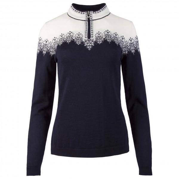Dale of Norway - Women's Snefrid Sweater - Merino jumper