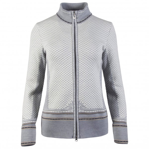 Dale of Norway - Women's Viktoria Jacket - Merinovillapulloverit