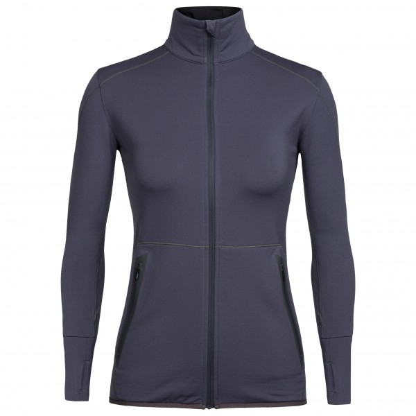 Icebreaker - Women's Comet L/S Zip - Wool jacket