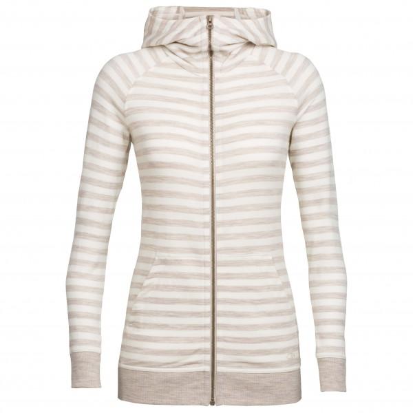 Icebreaker - Women's Crush L/S Zip Hood - Wool jacket