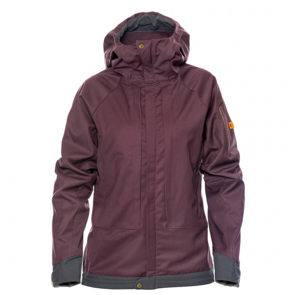Röjk - Badland Wool Jacket Womans - Wolljacke