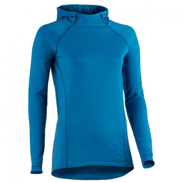 Engel Sports - Women's Hoody - Överdragströjor merinoull