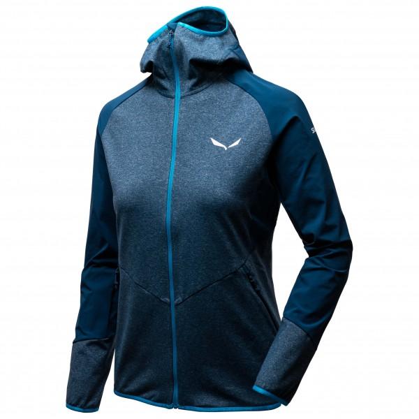 Salewa - Women's Agner Cordura 2 PL Full Zip Hoody - Fleece jacket