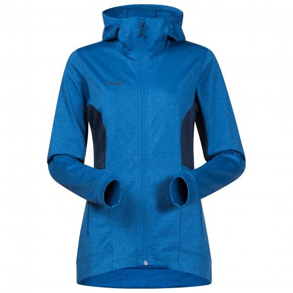 Bergans - Women's Lom Fleece Jacket with Hood - Fleecejakke