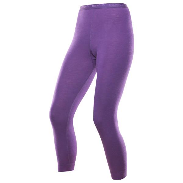 Devold - Sport Woman 3/4 Long John - Underkläder merinoull