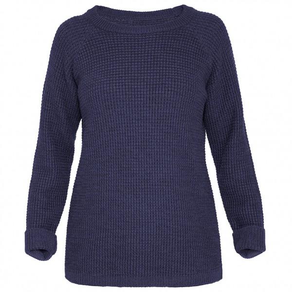 Röjk - Women's Rambler Wool Sweater - Överdragströjor merinoull