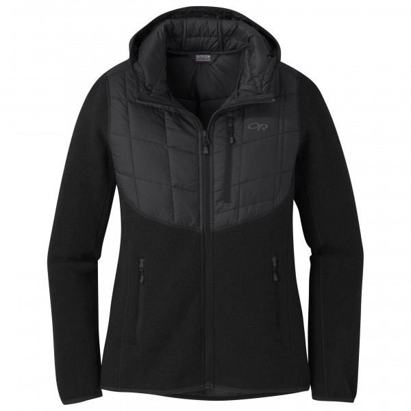 Outdoor Research - Women's Vashon Hybrid Full-Zip - Fleecejacka