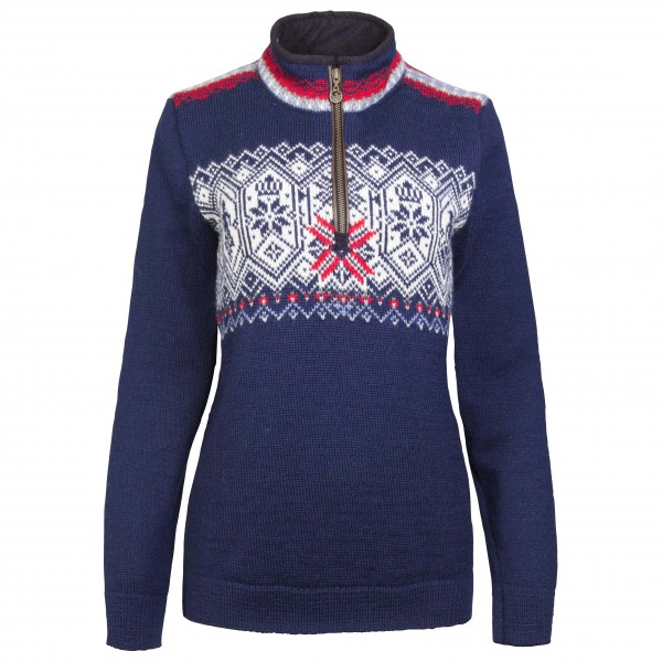 Dale of Norway - Women's Norge Sweater - Wollpullover