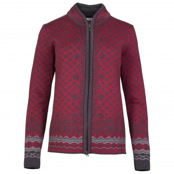 Dale of Norway - Women's Solfrid Jacket - Wool jacket