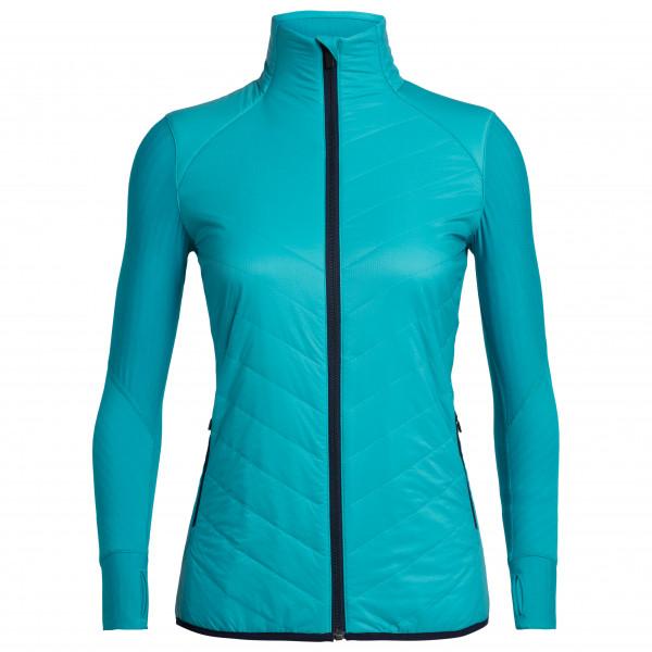 Icebreaker - Women's Descender Hybrid Jacket - Uldjakke