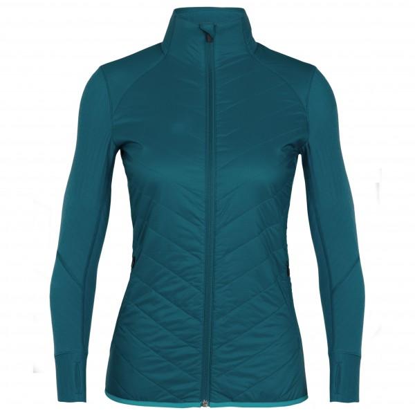 Icebreaker - Women's Descender Hybrid Jacket - Wolljacke