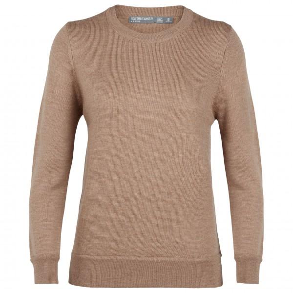 Icebreaker - Women's Muster Crewe Sweater - Merinopullover