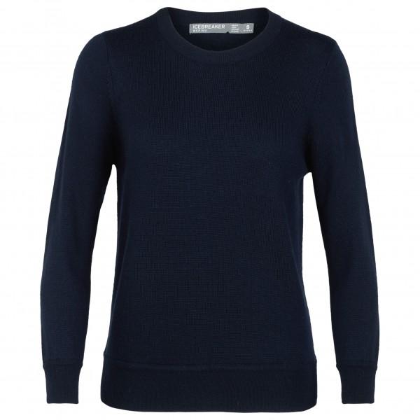 Icebreaker - Women's Muster Crewe Sweater - Jerséis de lana merina