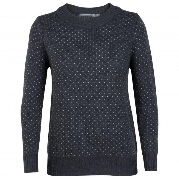 Icebreaker - Women's Waypoint Crewe Sweater - Merinogensere