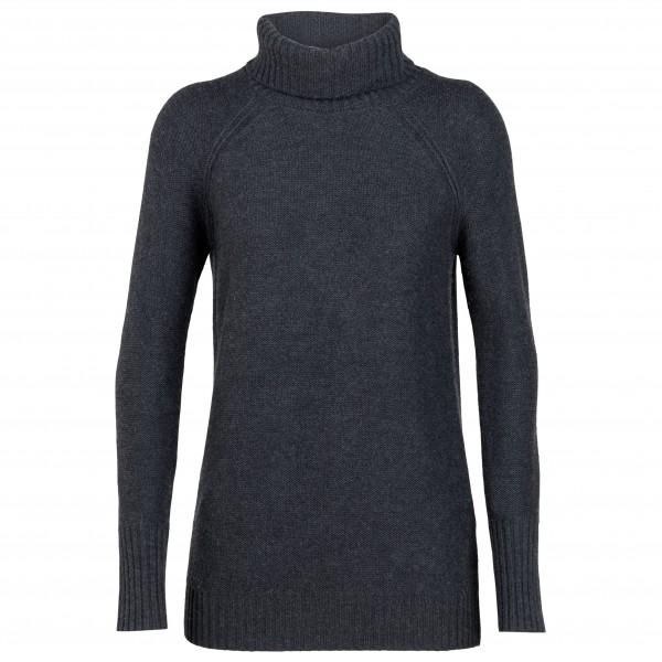 Icebreaker - Women's Waypoint Roll Neck Sweater - Merinopullover
