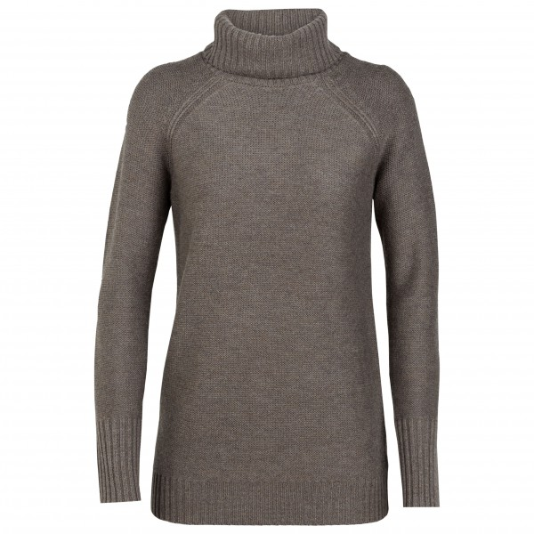 Icebreaker - Women's Waypoint Roll Neck Sweater