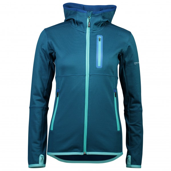 Mons Royale - Women's Approach Tech Mid Hoody - Wool jacket