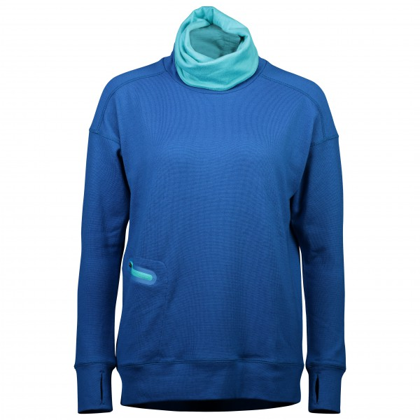 Mons Royale - Women's Cortina High Neck - Merino sweatere