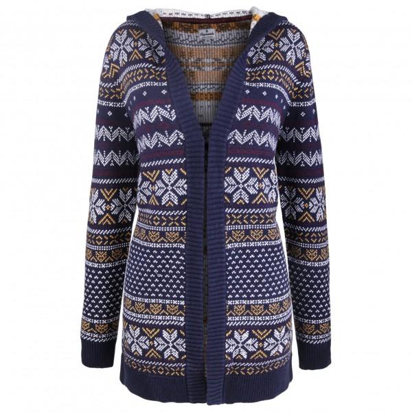 Alprausch - Women's Kuschel-Ulla Knitted Cardigan - Wool jacket