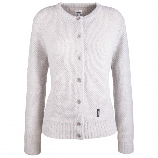 Alprausch - Women's Lismi-Bärbel Knitted Cardigan - Ulljakke