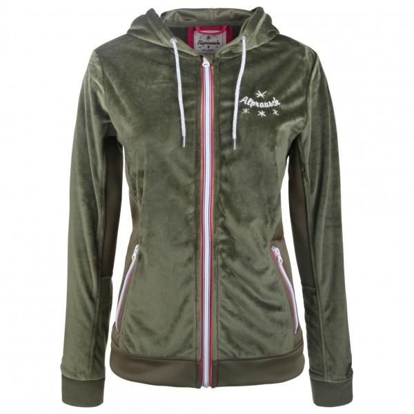 Alprausch - Women's Rägebögli Fleece Jacket - Fleece jacket