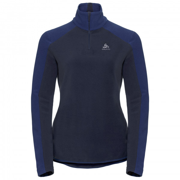 Odlo - Women's Midlayer 1/2 Zip Royale - Fleecetröjor