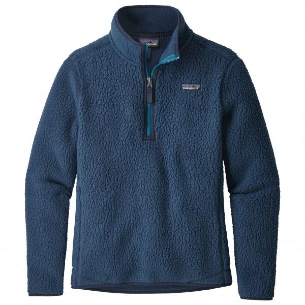 Patagonia - Women's Retro Pile 1/4 Zip - Fleece jumper